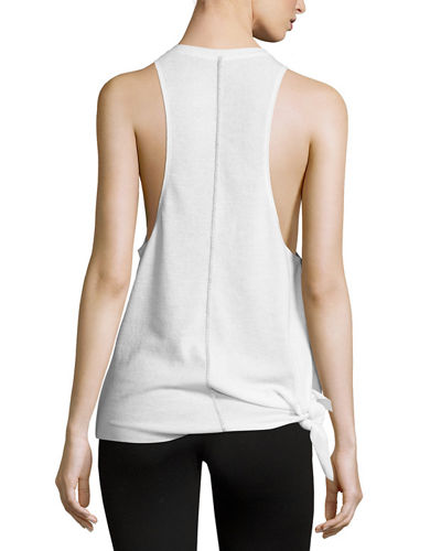 Meditation Racerback Tank Top