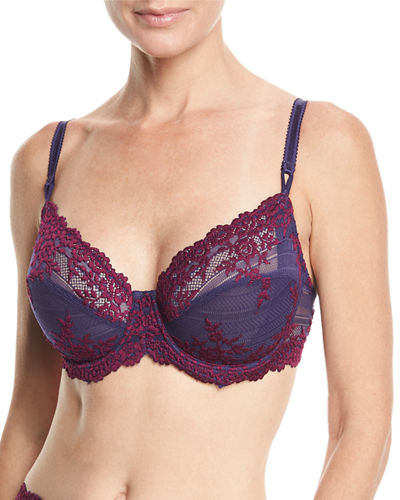 Lace Embrace Underwire Bra
