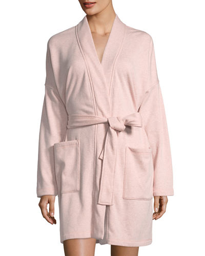 3707ed4ed0 Ugg Braelyn Jersey Robe In Light Pink