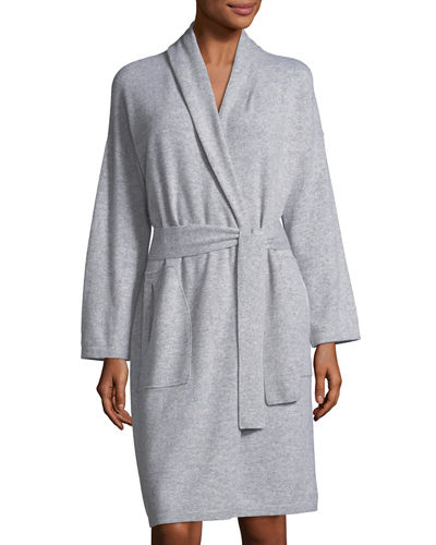 PATCH POCKET ROBE