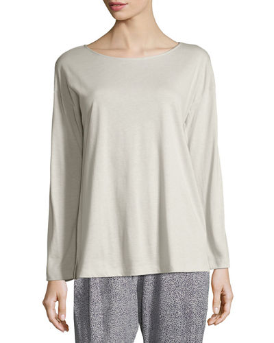 Sleep & Lounge Long-Sleeve Top