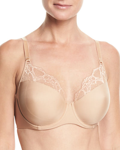 Lace Impressions Full-Coverage Underwire Bra