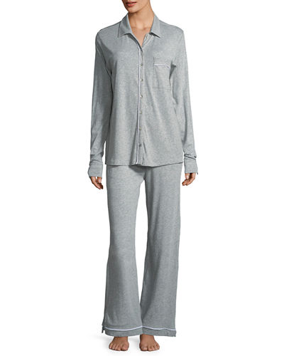 Penelope Long Pajama Set