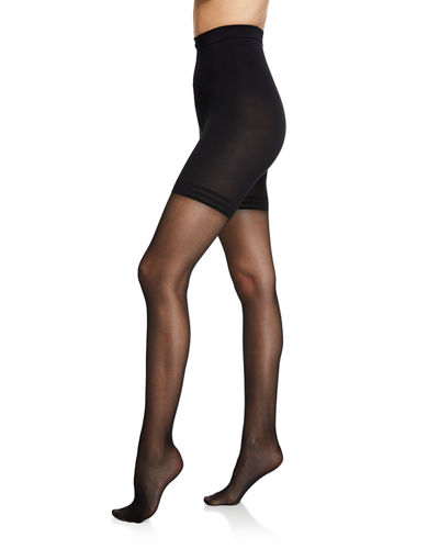 Sheer Satin Ultimate Toner Tights