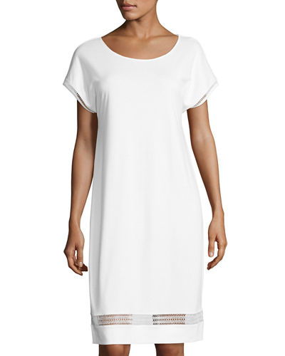 Stella Cap-Sleeve Nightgown