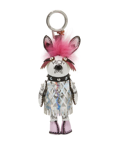 Rabbit Punk Charm for Handbag