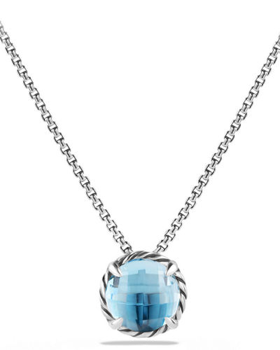 Petite Chatelaine Pendant Necklace