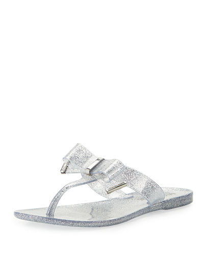 Kayden Jelly Thong Sandal, Youth
