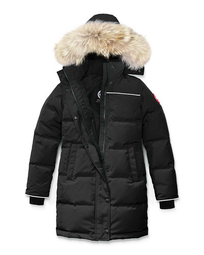 Youth Juniper Parka w/ Removable Fur Trim, XS-L