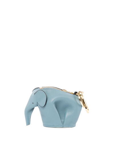 Leather Elephant Mini Bag