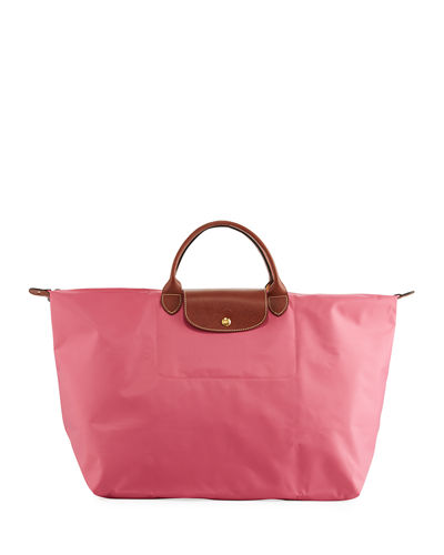 Le Pliage Large Travel Tote Bag