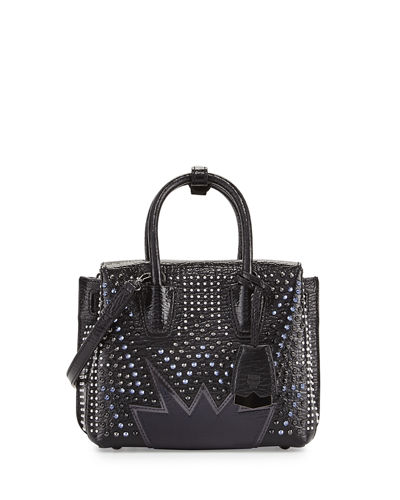 Milla Mini Cyber Studs Tote Bag