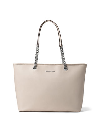 Quick Look. MICHAEL Michael Kors �� Jet Set Travel Medium Chain Leather Tote  Bag, Cinder