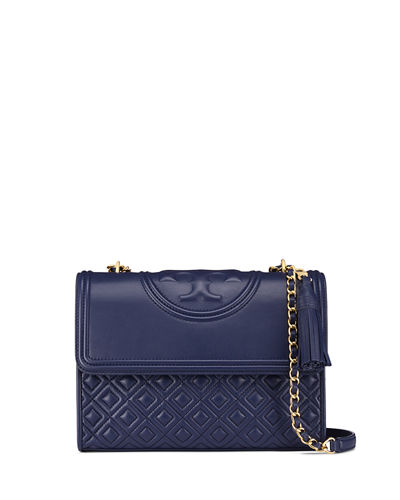 Fleming Quilted Convertible Shoulder Bag