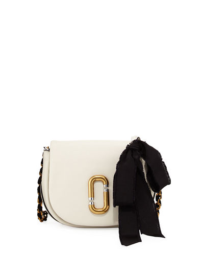 Kiki Leather Crossbody Bag