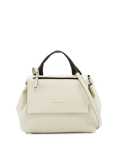 MD TH SATCHEL XBODY-CALF SMO