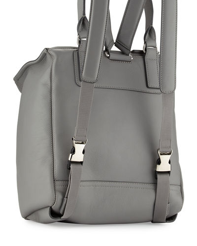 Pandora Calfskin Leather Backpack