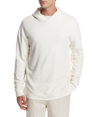 Zip-Up Hoodies & Crewneck Sweatshirts at Neiman Marcus
