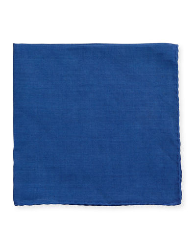 Perfect Linen Pocket Square