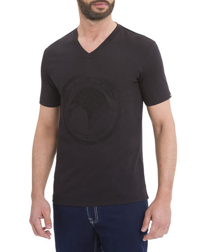 Eagle V-Neck T-Shirt