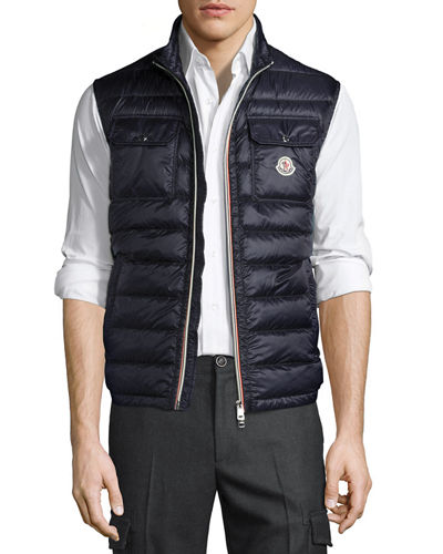 Achilles Quilted Puffer Vest