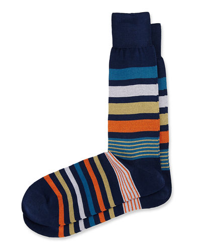 Joni Striped Socks