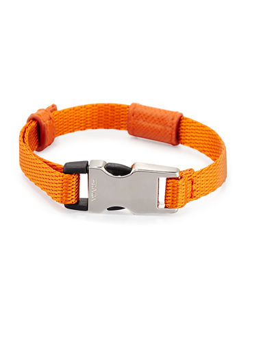 Men;s Nylon Seatbelt Buckle Bracelet