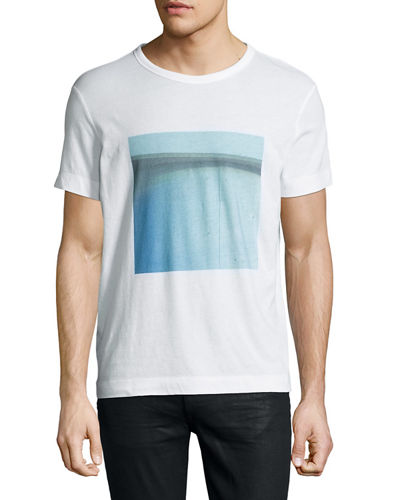 Gaskell Concrete Graphic T-Shirt