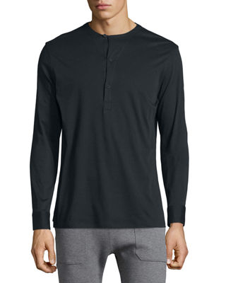 Helmut Lang COLLARLESS PULLOVER