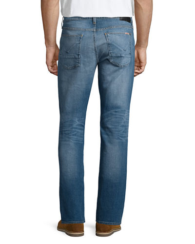 Byron Straight-Leg Denim Jeans