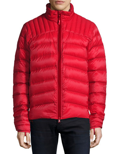 Canada Goose Brookvale Puffer Jacket, Red