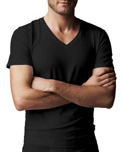 Cotton Superior V-Neck Tee