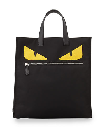 Monster-Creature Tote Bag