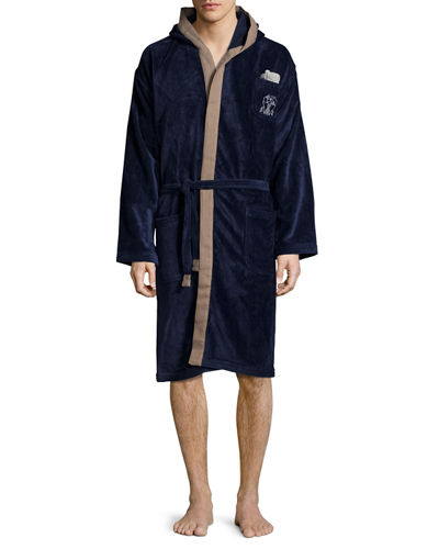 Men's Cotton Spa Robe
