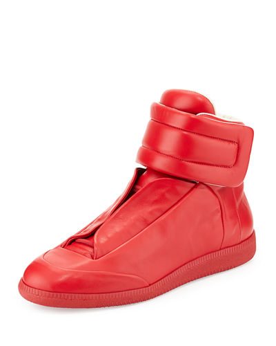 Future High-Top Sneaker