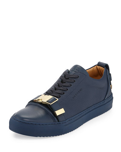 Buscemi 50mm Low-Top Sneaker with Strap
