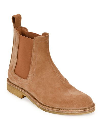 Aussie Suede Chelsea Boot, Gray