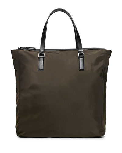 Michael Kors Kent Men's Lightweight Nylon Tote Bag