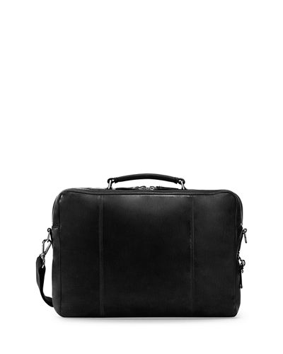 Signature Zip-Top Briefcase