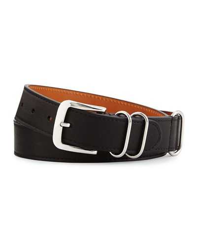 Nato Leather Belt