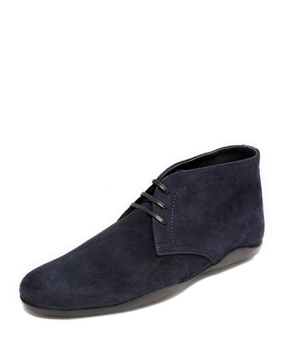 Harrys of London Dwain Suede Desert Boot