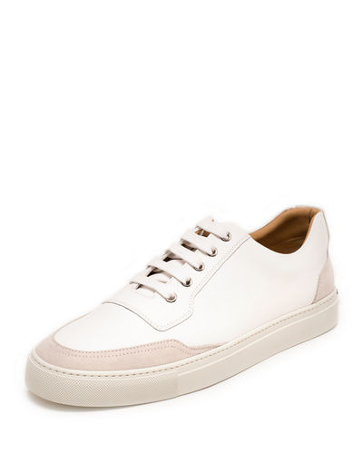 Mr Jones Leather & Suede Sneaker