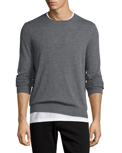 Featherweight Crewneck Sweater