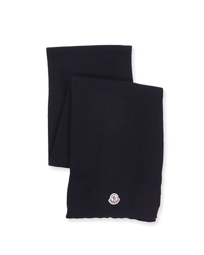 Men's Virgin Wool Scarf