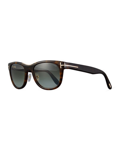 Jack Acetate Round Sunglasses