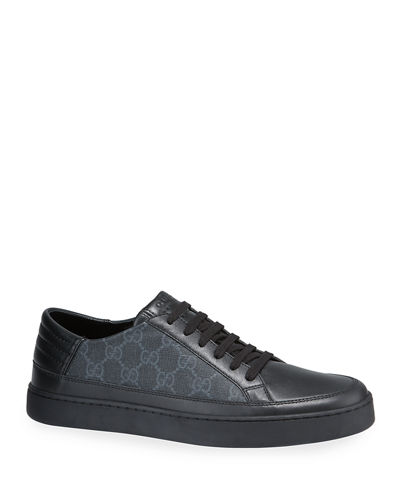 Gucci Common GG Supreme Low-Top Sneaker