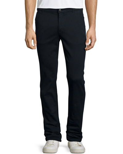 Hybrid 5-Pocket Twill Pants