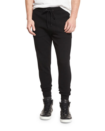 Michael Kors Techy Milano Jogger Pants