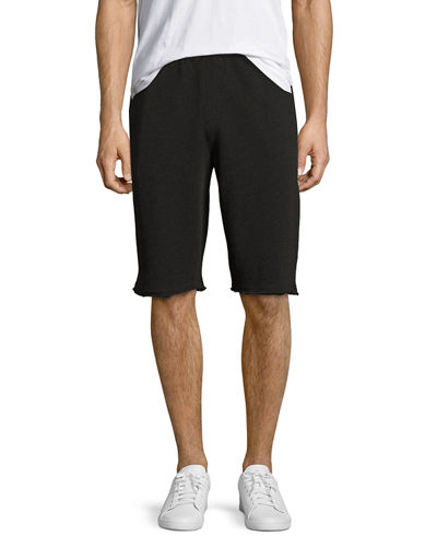 ATM Anthony Thomas Melillo French Terry Pull-On Shorts
