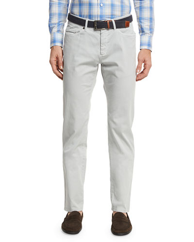 Peter Millar Collection Five-Pocket Trousers
